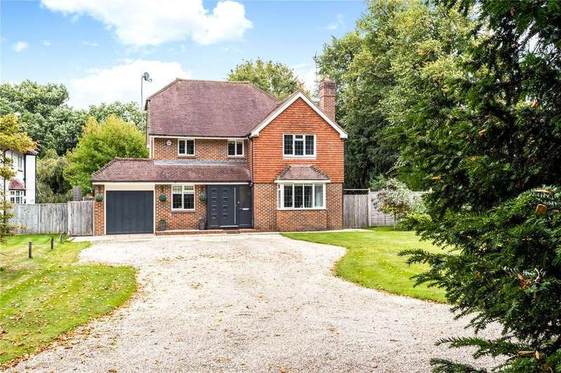 4 Bedrooms Detached House for sale in Keymer Road, Burgess Hill, West Sussex, RH15