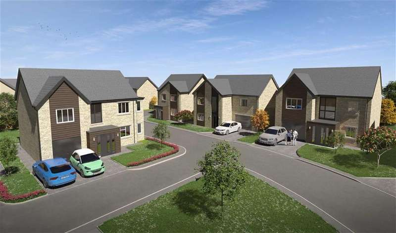 4 Bedrooms Detached House for sale in Plot 9, Park View Mews, Hemsworth Road, Sheffield, S8