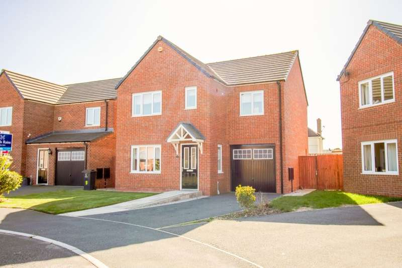4 Bedrooms Detached House for sale in Trinity Road, Ellesmere Port, CH65