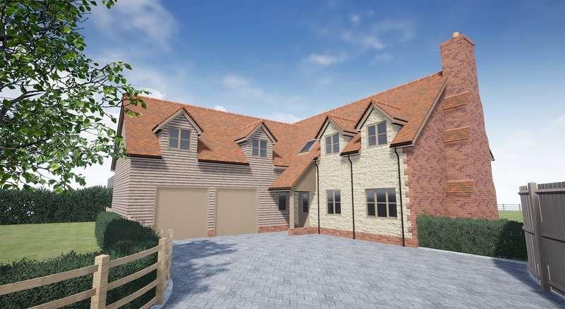4 Bedrooms Detached House for sale in Primrose Farm Hunger Hill, East Stour, Gillingham, Dorset, SP8