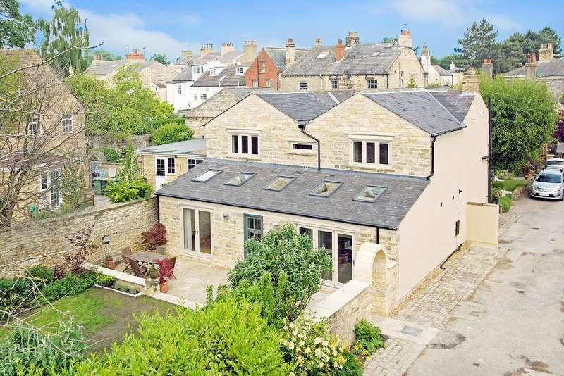 4 Bedrooms Detached House for sale in Hudson Mews, Boston Spa