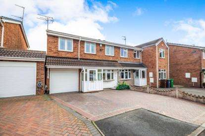 3 Bedrooms Semi Detached House for sale in Gurnard Close, Willenhall, West Midlands
