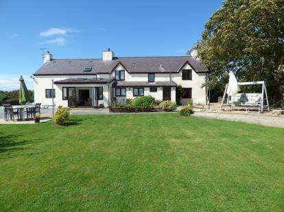 4 Bedrooms Detached House for sale in Llanfaelog, Ty Croes, Anglesey, Sir Ynys Mon, LL63