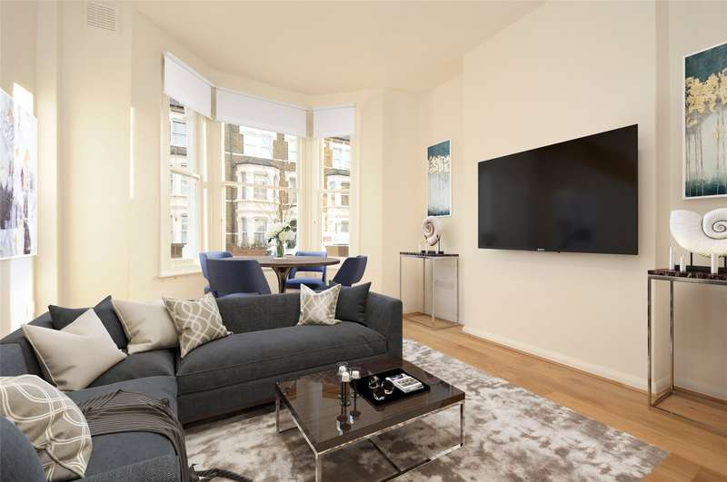 2 Bedrooms Flat for sale in Denholme Road, Maida Vale, London, W9