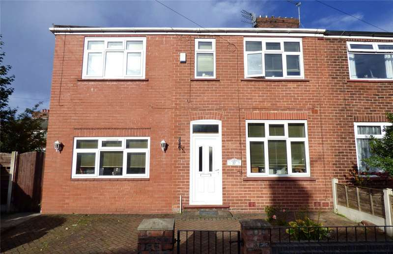 4 Bedrooms Semi Detached House for sale in Miriam Street, Failsworth, Manchester, M35