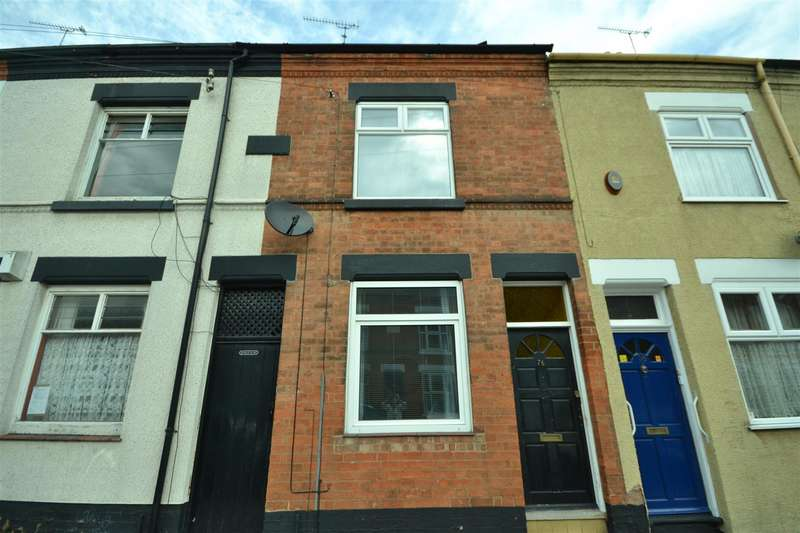 2 Bedrooms Terraced House for sale in Sheridan Street, Leicester