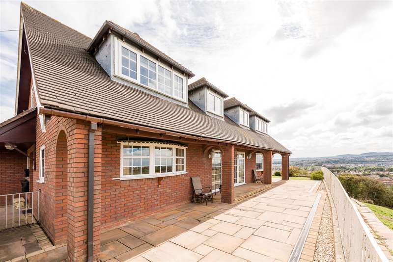 3 Bedrooms Detached House for sale in Hockley Lane, Dudley, DY2 0JN