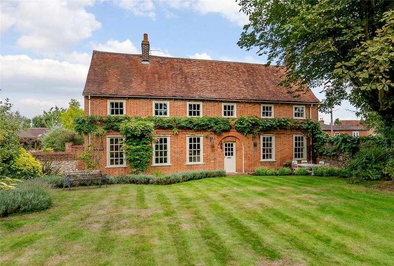 5 Bedrooms Semi Detached House for sale in Lodge Farm, Heath Lane, Codicote, Hertfordshire