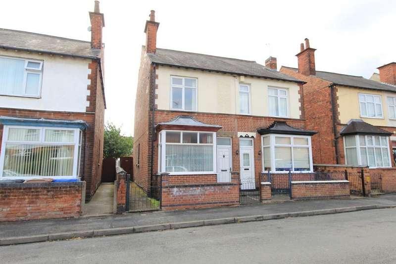 3 Bedrooms Semi Detached House for sale in Cavendish Road, Long Eaton, Nottingham