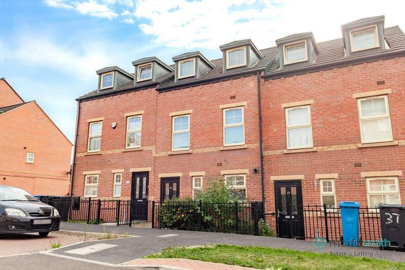 3 Bedrooms Town House for sale in Clay Pit Way, Darnall, S9 5AR