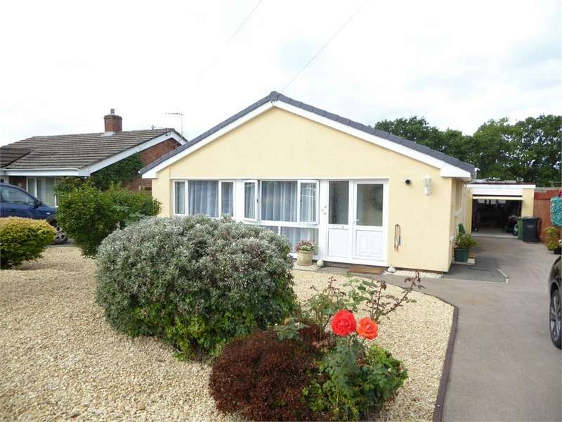 3 Bedrooms Detached House for sale in 10 Wyebank Place, Chepstow