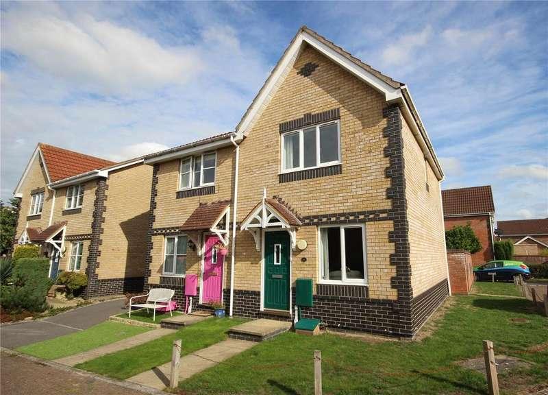 2 Bedrooms Semi Detached House for sale in Harvest Close, Bradley Stoke, Bristol, BS32