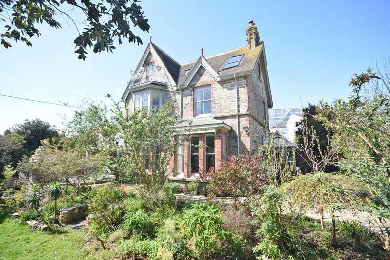 6 Bedrooms Detached House for sale in Penzance, West Cornwall, TR18