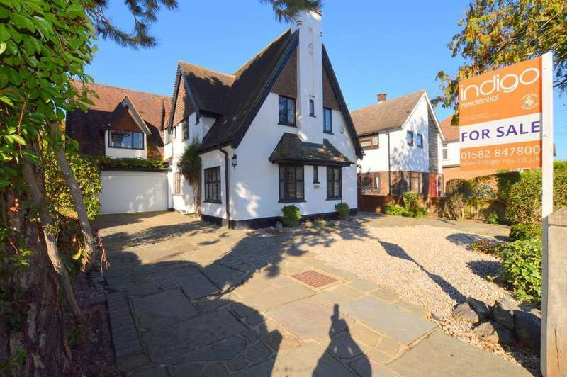 4 Bedrooms Detached House for sale in New Bedford Road, Luton, LU3 1NH