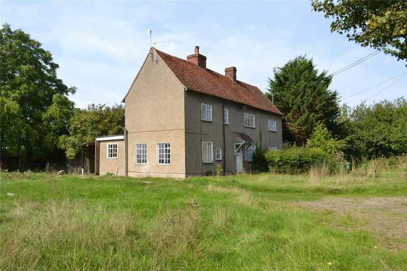 5 Bedrooms Detached House for sale in Baines Cottages, Priors Green, Stisted, Braintree