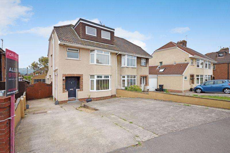 5 Bedrooms Semi Detached House for sale in Kings Head Lane, Bristol