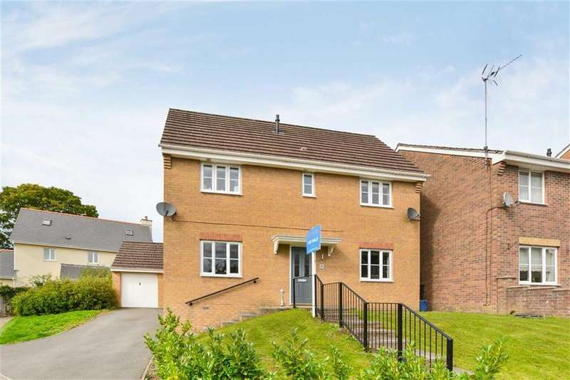 4 Bedrooms Detached House for sale in Cedar Close, Merthyr Tydfil