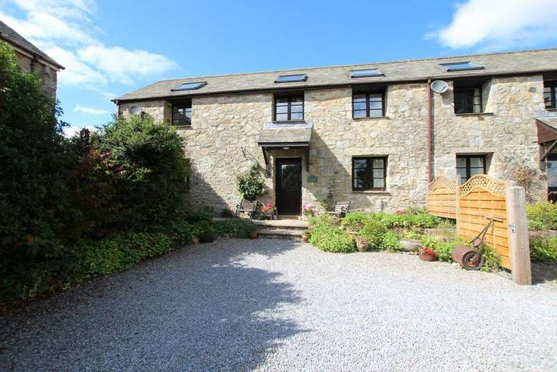 2 Bedrooms Barn Conversion Character Property for sale in Haytor