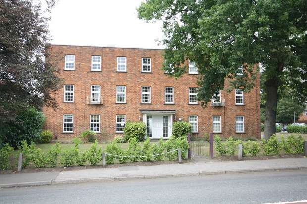 2 Bedrooms Flat for sale in Cambria Court, Turner Road, Langley, Slough, Berkshire