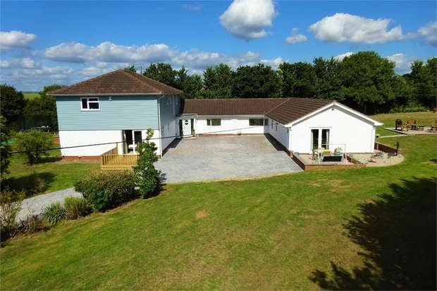 9 Bedrooms Detached House for sale in Sidmouth Road, Farringdon, East Devon