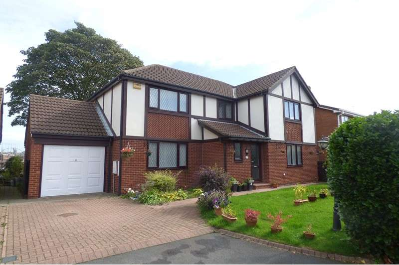 4 Bedrooms Property for sale in Wansbeck Mews, Ashington, Northumberland, NE63 8QH