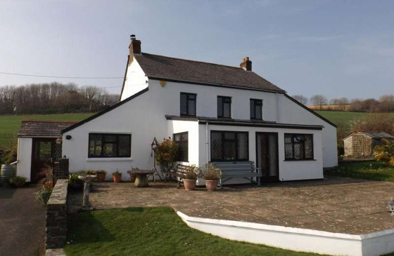 4 Bedrooms Property for sale in Lostwithiel