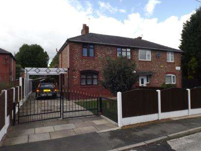 3 Bedrooms Semi Detached House for sale in Wallasey Avenue, Fallowfield, Manchester, Greater Manchester