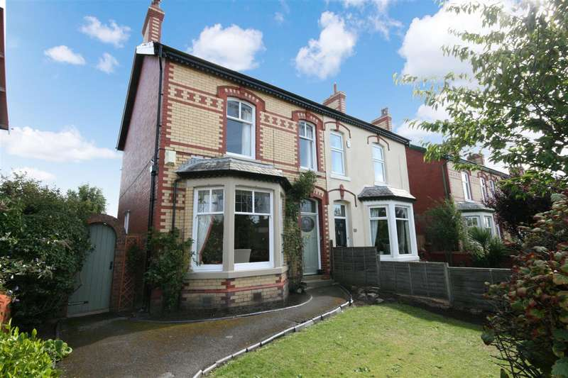 4 Bedrooms Semi Detached House for sale in Leach Lane, Lytham St Annes