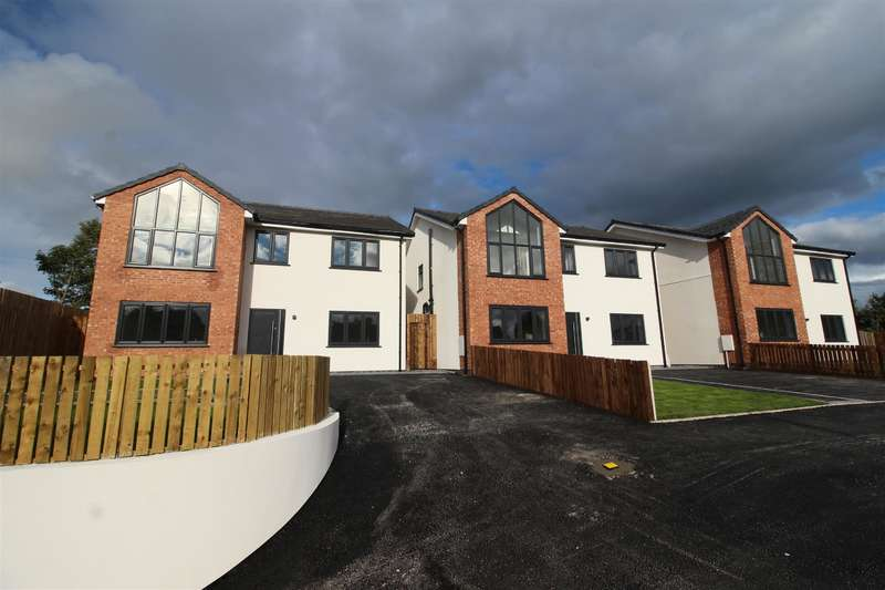 4 Bedrooms Detached House for sale in Downham Road North, Heswall, Wirral, CH61 6UN