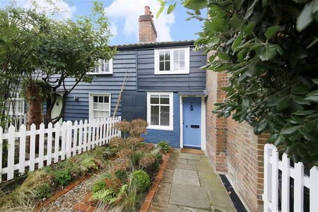 2 Bedrooms Terraced House for sale in College Road, Dulwich