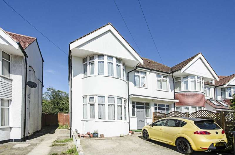3 Bedrooms House for sale in Barford Close, Hendon, NW4
