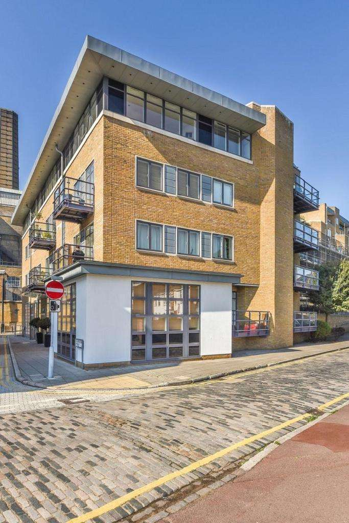 2 Bedrooms Flat for sale in Collington Street, Greenwich