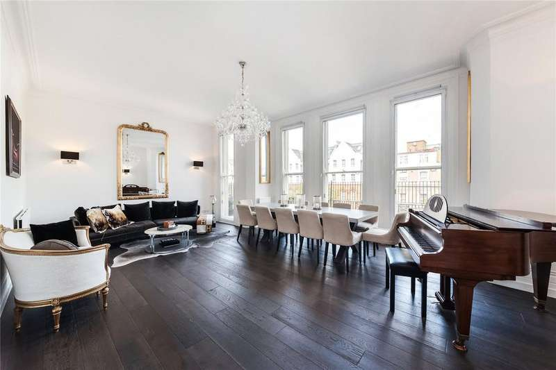 6 Bedrooms Flat for sale in Cromwell Mansions, Cromwell Road, London, SW5