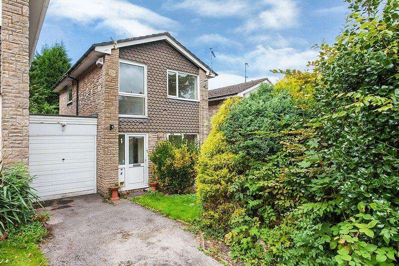 3 Bedrooms Link Detached House for sale in Overton Close, Congleton