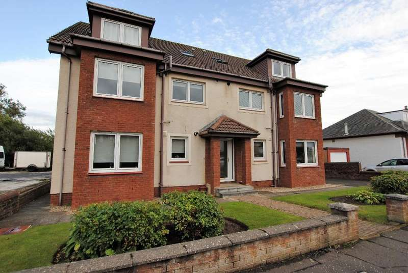 2 Bedrooms Flat for sale in Midton Road, Prestwick, South Ayrshire, KA9 1PJ