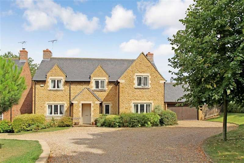 5 Bedrooms Detached House for sale in Dove Cote Close, Weston By Welland, Market Harborough