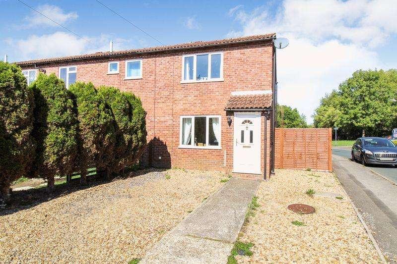 2 Bedrooms Semi Detached House for sale in Walton Way, Newbury