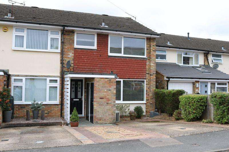 3 Bedrooms Terraced House for sale in Cul-de-sac Location, End Of Terrace