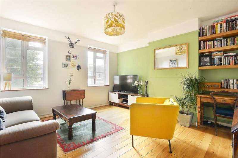 2 Bedrooms Flat for sale in Barry Road, East Dulwich, London, SE22