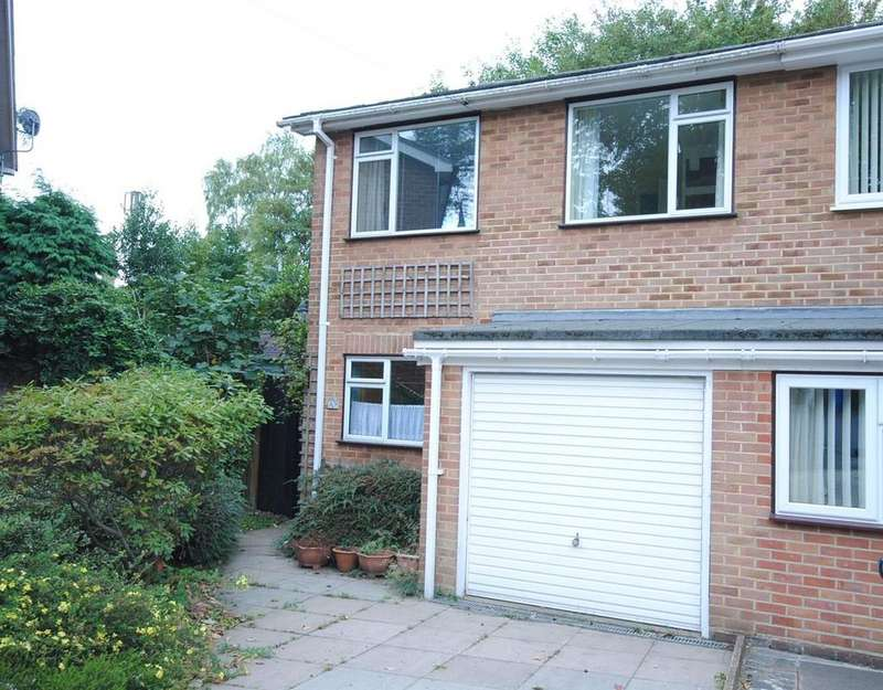3 Bedrooms Semi Detached House for sale in Priory Road, Sunningdale, Ascot