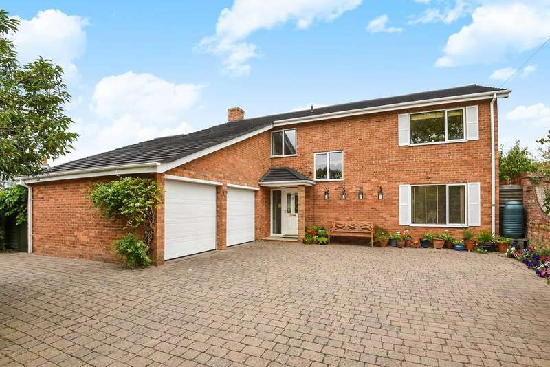 5 Bedrooms Detached House for sale in Cross Lane, MELBOURN, SG8