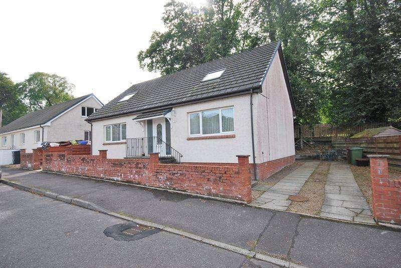 3 Bedrooms Detached Villa House for sale in 3 Armour Wynd, Dalmellington, KA6 7RF