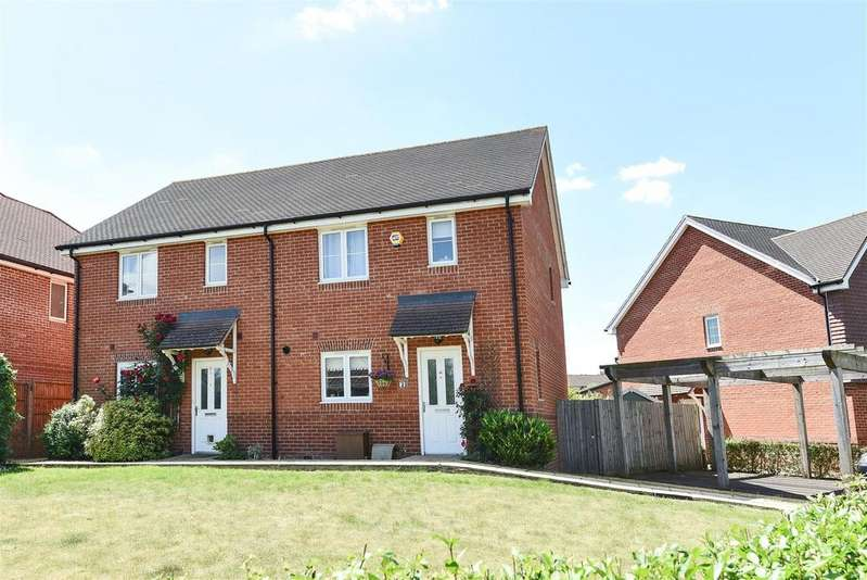 3 Bedrooms Semi Detached House for sale in Minster Grove, Wokingham, Berkshire RG41 2AP