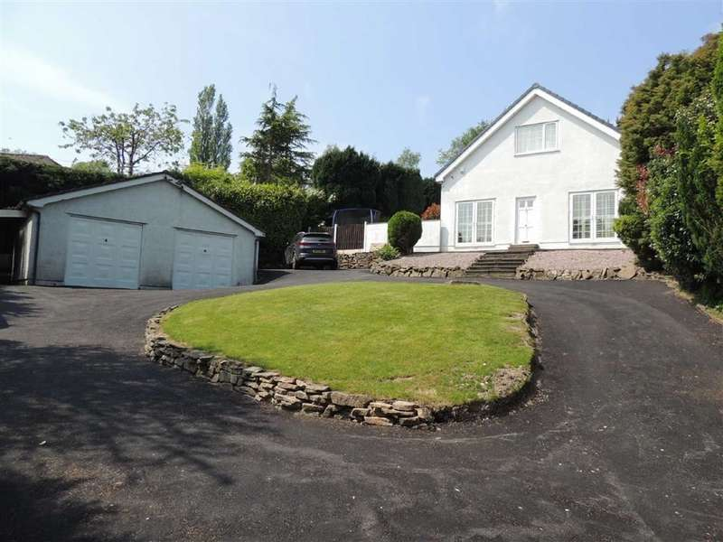 4 Bedrooms Detached House for sale in Strines Road, Marple, Stockport