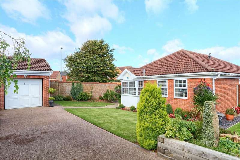 3 Bedrooms Detached Bungalow for sale in Dewberry, Coulby Newham