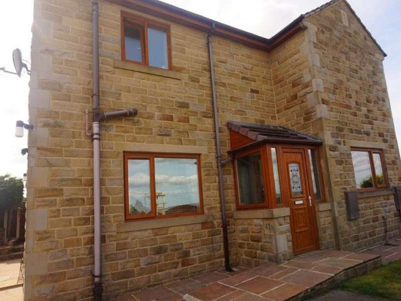 3 Bedrooms Detached House for sale in Westminster Gardens, Clayton