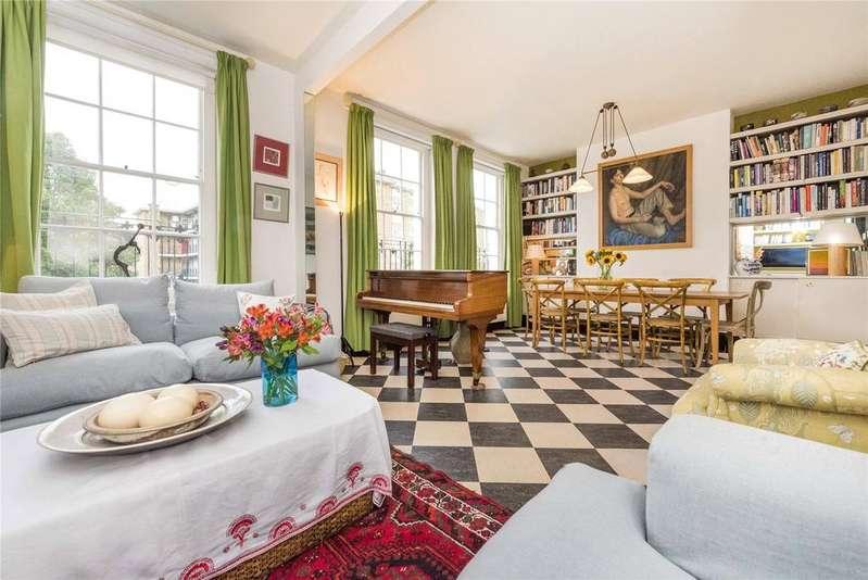 3 Bedrooms Flat for sale in Arlington Road, London