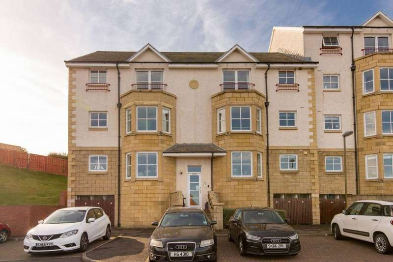 2 Bedrooms Ground Flat for sale in 22 Roxburghe Lodge Wynd, Dunbar, EH42 1LP