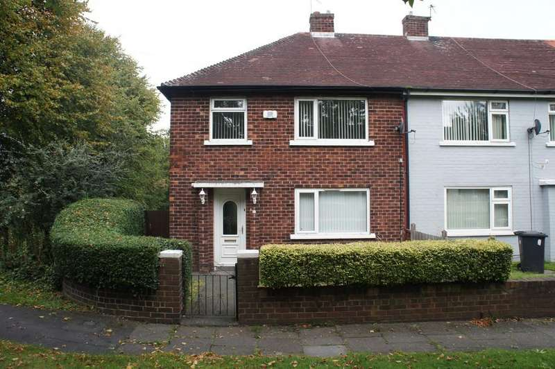 3 Bedrooms Semi Detached House for sale in Dooley Drive, Bootle