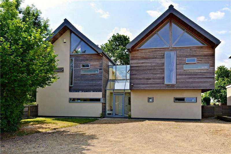 5 Bedrooms Detached House for sale in Rectory Lane, Milton Malsor, Northamptonshire